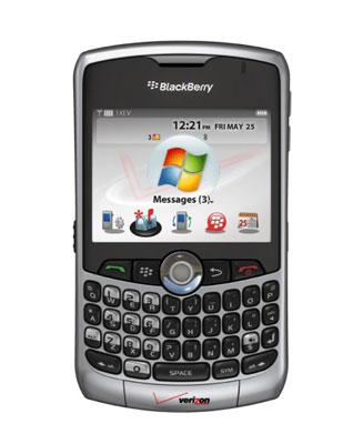 Correo Hotmail desde dispositivos Blackberry